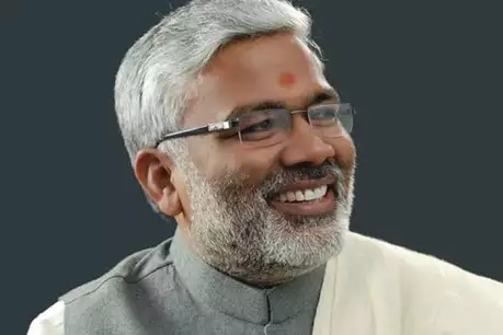 बीजेपी के नये प्रदेश अध्यक्ष बने स्वतन्त्र देव सिंह
