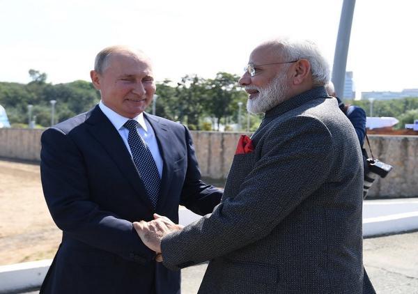 रूस को एक अरब डालर का कर्ज देगा भारत, PM मोदी ने किया ऐलान