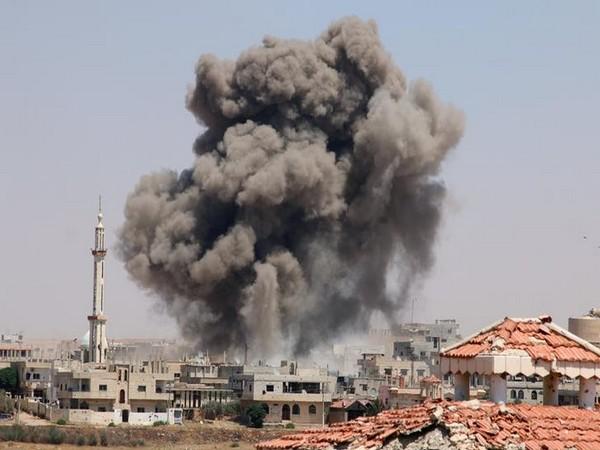 बगदाद के अंतरराष्ट्रीय एयरपोर्ट पर रॉकेट हमले में इरानी और इराकी कमांडरों की मौत
