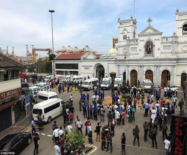 आतंकी हमले के बाद श्रीलंका ने 200 मौलवियों को बाहर निकाला