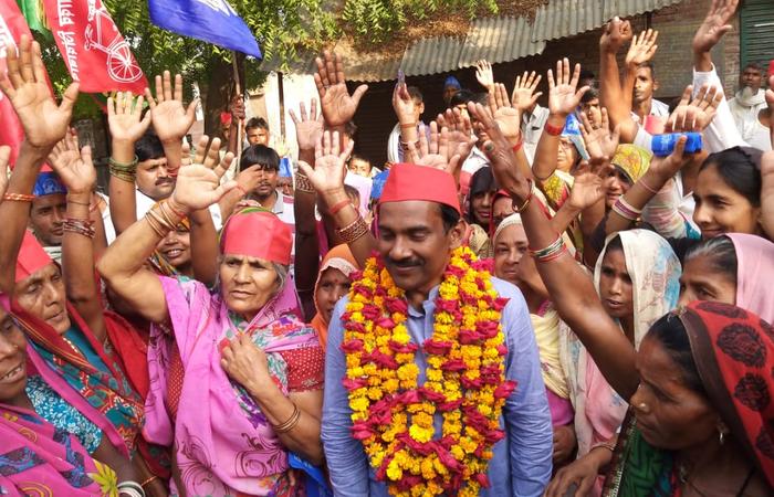 आज देश BJP से निराश, साफ नजर आता है बदलाव का माहौल