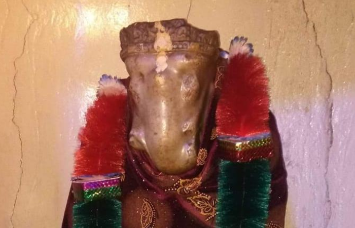 ईशा की पांचवी सदी की महाविनायक की प्रतिमा की कहानी