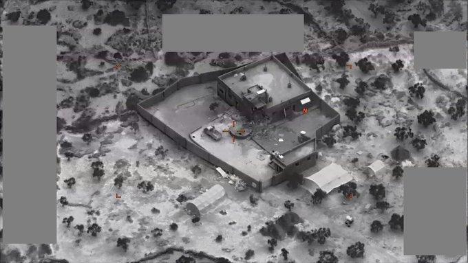 अमेरिका सेना ने जारी किया बगदादी के खात्मे का वीडियो, ठिकाने पर रेड करते दिखे यूएस कमांडो