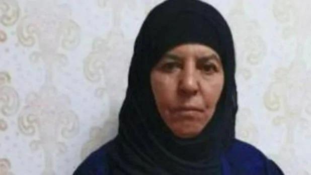 पकड़ी गई ISIS आतंकी बगदादी की बहन, सीरिया में कंटेनर में थी छुपी
