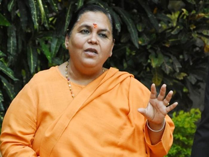 उमा भारती कोरोना पॉजिटिव, उत्तराखंड में खुद को किया क्वारनटीन