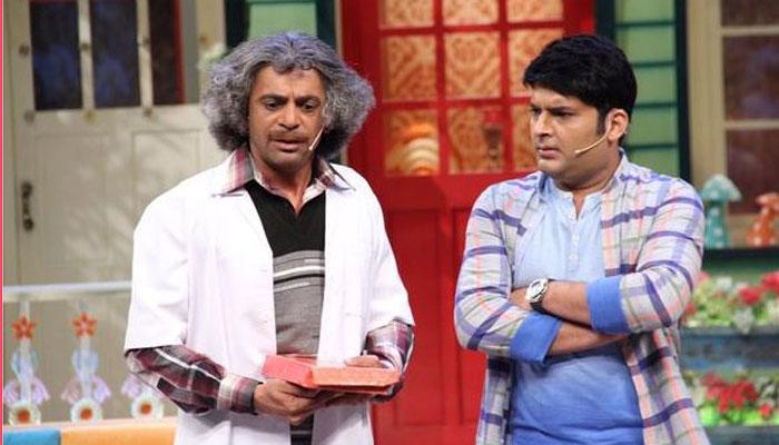 कपिल शर्मा और सुनील ग्रोवर में फिर हो गई दोस्ती