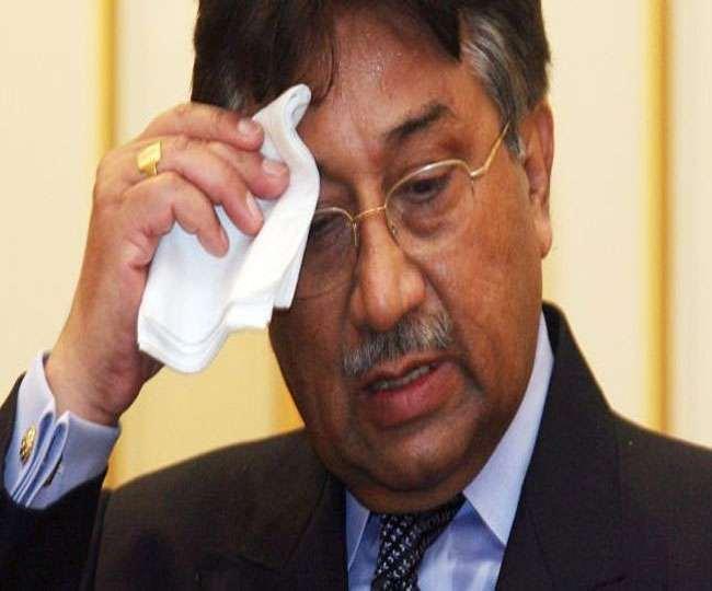 देशद्रोह मामले में पाकिस्तान के पूर्व राष्ट्रपति परवेज मुशर्रफ को अदालत ने सुनाई मौत की सजा
