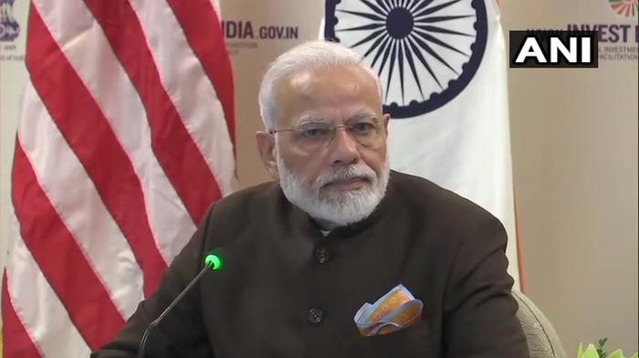 PM मोदी का US दौराः पहले ही दिन हुई बड़ी डील, पांच टन LNG के लिए MOU साइन