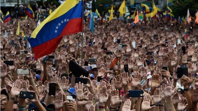वेनजुएला पर अमेरिकी प्रतिबंध से गहराया राजनीतिक संकट, भारत पर भी होगा असर