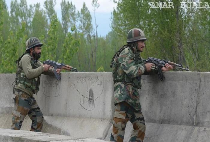 सीजफायर की आड़ में घुसपैठ कर रहे तीन पाकिस्तानी आतंकी ढेर