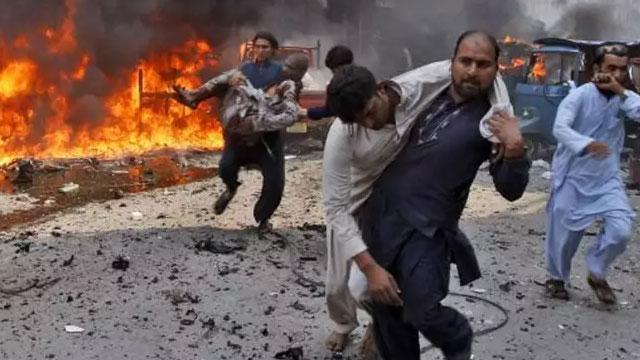 बलूचिस्तान के क्वेटा में विस्फोट, कई लोगों के घायल होने की खबर