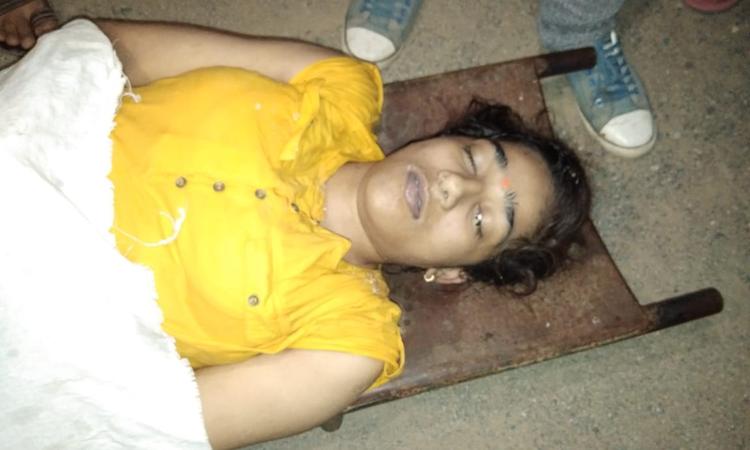 चम्बल नदी के पुल से युवती ने लगाई छलांग