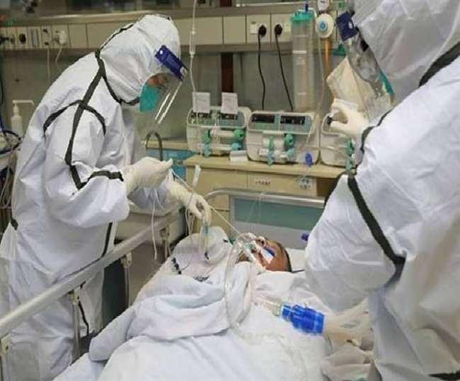90 हजार के पार पहुंचा संक्रमितों का आंकड़ा, कुल 2872 की मौत
