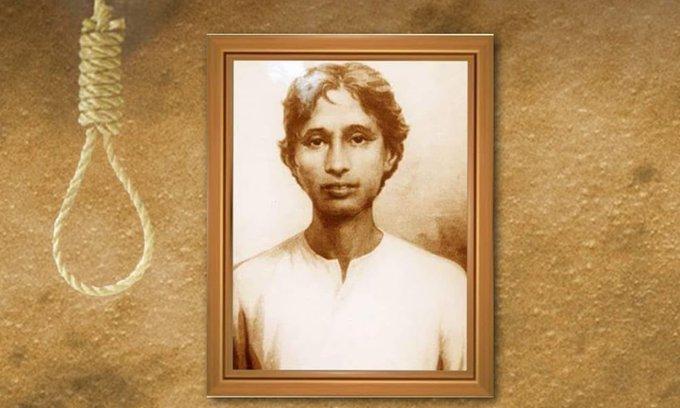 जंग-ए-आजादी का सबसे युवा शहीद, जिसके नाम की धोती पहनने लगे भारतीय