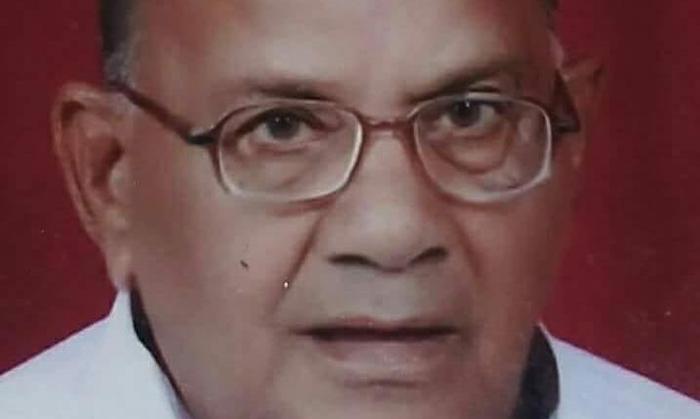 समाजवादी चिंतक रामानंद सिंह के निधन पर सपा म.प. ने शोक संवेदना प्रगट की
