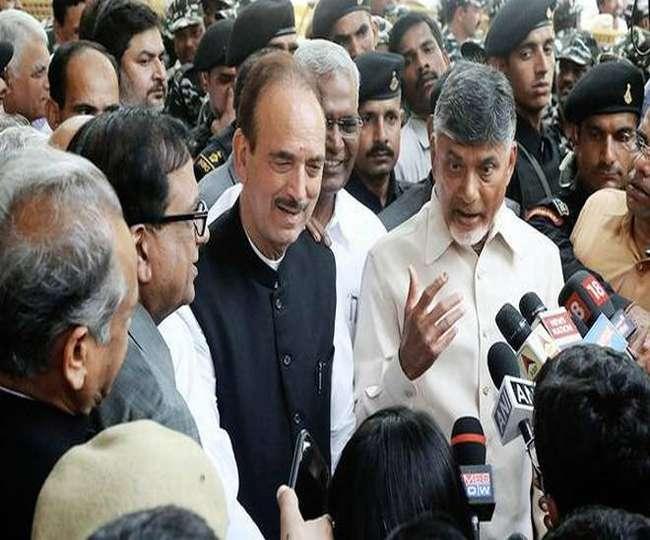 एनडीए बहुमत से दूर रहा तो विपक्षी दल तुरंत करेंगे सरकार बनाने का दावा