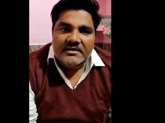 AAP का पार्षद ... गुलेल, बमों से ...कर दिया तबाह : अभय सिंह