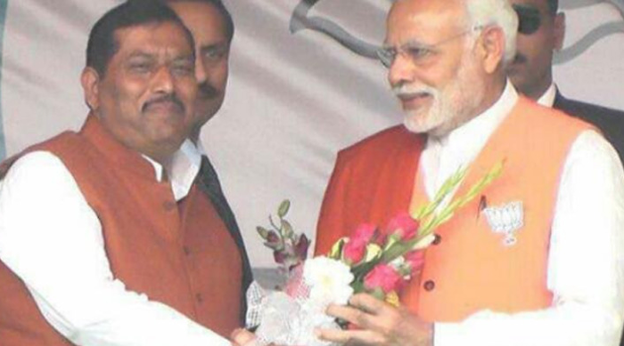 कुख्यात गैंगस्टर ने BJP विधायक को मैसेज कर मांगी 10 लाख की रंगदारी, दी हत्या की धमकी