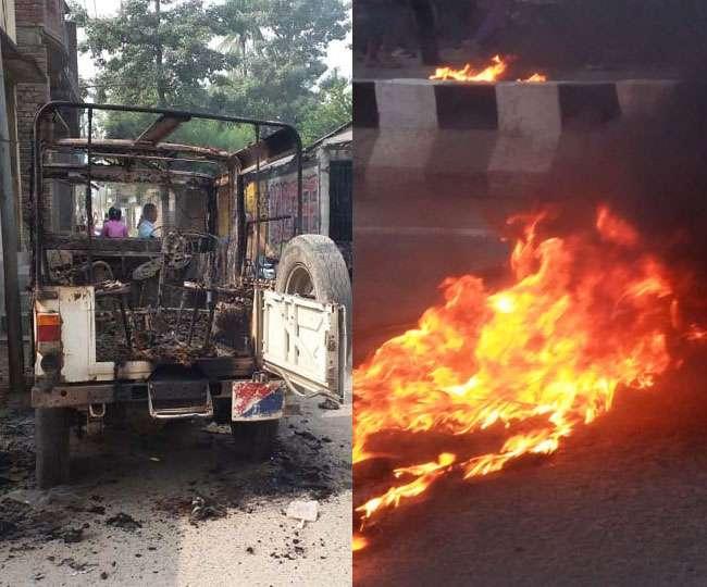 बिहार में व्यवसायी, JDU नेता व किन्नर सहित नौ को भून डाला, गैंगवार में गिरीं तीन लाशें