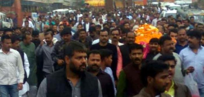 Image result for बीजेपी के पूर्व एमएलसी चुलबुल सिंह का निधन