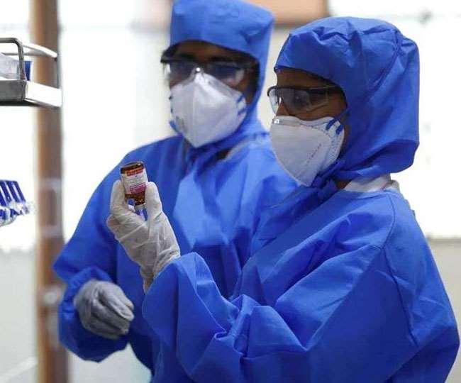 देश में कुल संक्रमित मरीजों का आंकड़ा 700 के पार, 16 की मौत