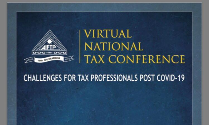 AIFTP (NZ) का दो दिवसीय वर्चुअल टैक्स कान्फ्रेन्स