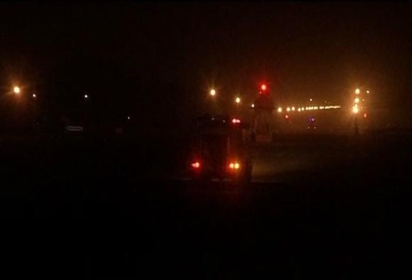 तीन बजे पीएमओ में लगी आग, दमकल की 10 गाड़ियों ने आग पर काबू पाया