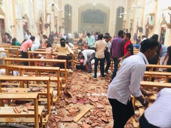ईस्टर संडे पर श्रीलंका में सीरियल बम ब्लास्ट, चर्च और होटलों में हुए धमाकों में 49 की मौत, 280 घायल