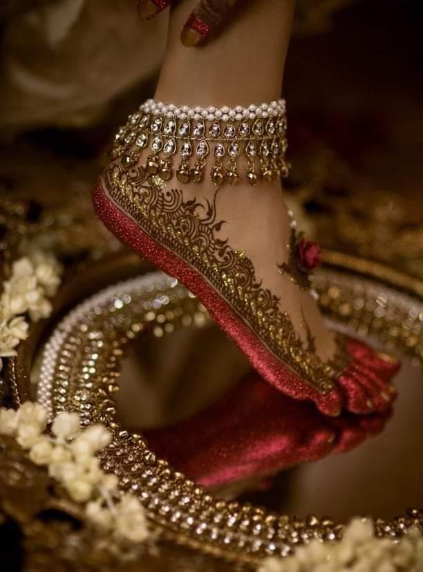 सनातनी परम्परा पैरों की छाप... सर्वेश तिवारी श्रीमुख