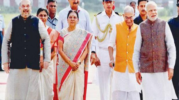 गुजरात में फिर मोदी मैजिक के सहारे BJP, मोदी करेगे 50 से अधिक रैलियां