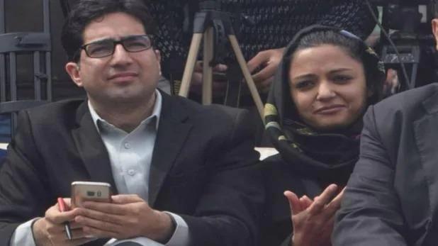 शेहला रशीद ने छोड़ दी राजनीति, शाह फैसल की पार्टी की थी ज्वॉइन