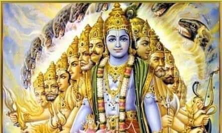 सम्पूर्ण श्रीमद्भगवद्गीता      ग्यारहवाँ अध्याय : विश्वरूपदर्शनयोग