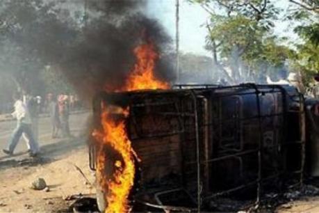 समस्तीपुर हिंसा मामले में बीजेपी के दो नेता गिरफ्तार