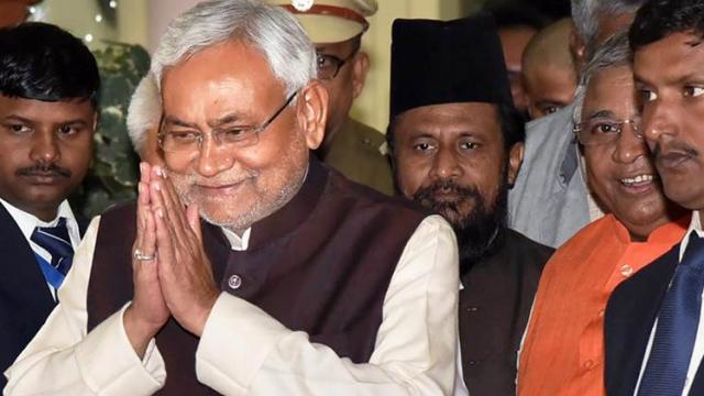 सीएम नीतीश कुमार की सुरक्षा बढ़ाकर जेड प्लस की गई
