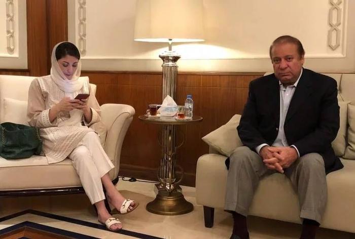 एयरपोर्ट से ही गिरफ्तार कर लिए जाएंगे नवाज और मरियम, लाहौर छावनी में तब्दील