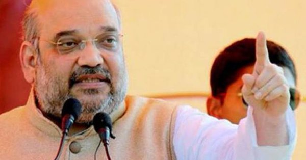 फर्जी अभियान चला रहे राहुल गांधी, वंशवाद का शासन चाहती है कांग्रेस: अमित शाह