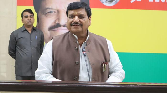 शिवपाल यादव ने कहा कि वह फिरोजाबाद से चुनाव जीत रहे हैं। उनके बिना केंद्र में किसी की सरकार नहीं बनेगी