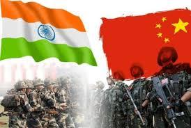 सीमा पर भारत और चीन के सैनिकों के बीच फिर झड़प