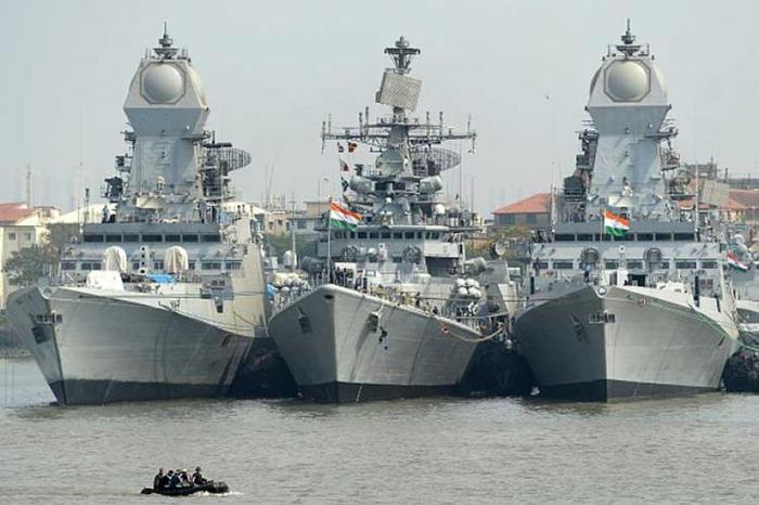 भारतीय नौसेना में शामिल हुए ये तीन, दुश्मनों के उड़ा देंगे होश
