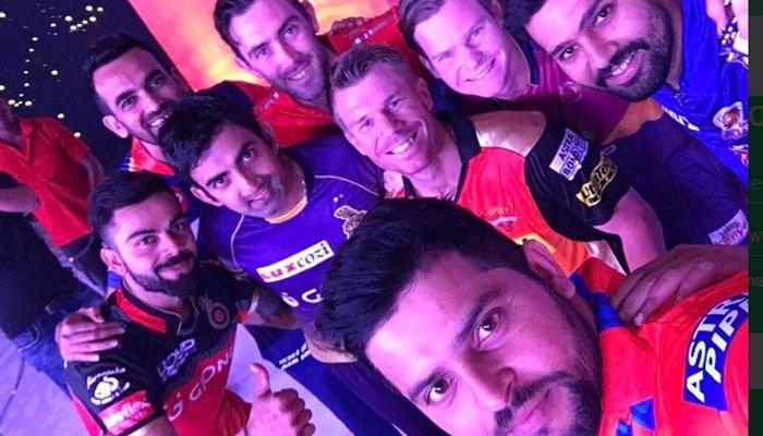 IPL-10 का आज से आगाज, पहला मैच सनराइजर्स हैदराबाद और RCB के बीच