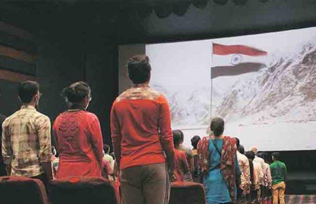 केरल फिल्म फेस्टिवल में राष्ट्रगान का अपमान करने पर एक महिला समेत 6 लोग गिरफ्तार